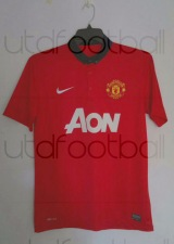 Possible New Manchester United Home and away Jersey for 2013-2014