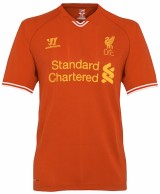 Possible new liverpool kit for 2013 – 2014