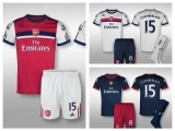 Possible 2014 Adidas Arsenal kit