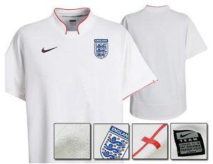 Nike England Jersey 2013