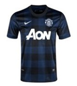 New Manchester United Away Jersey 2013