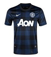 New Manchster United Away Jersey 2013